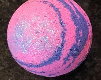 Decadent Bath Bomb - Black Raspberry Vanilla Scent