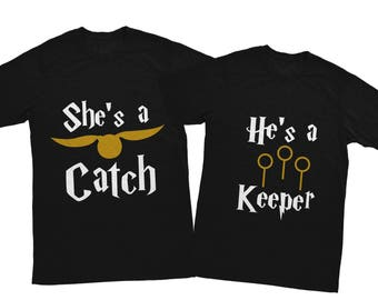 Harry potter couple shirts, Husband and wife shirts, harry potter shirt, husband and wife shirts, Couple shirts, Couple matching shirts