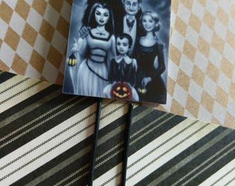 The Munsters Planner Clip