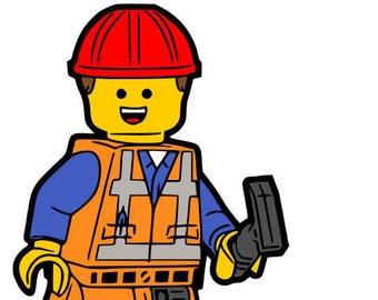 Movie lego SVG Download SET