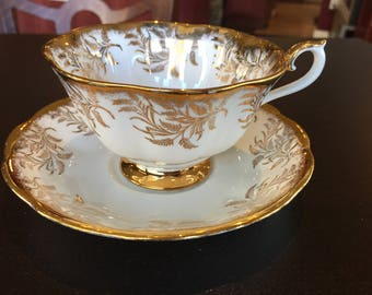 Royal Albert - Golden Wheat teacup