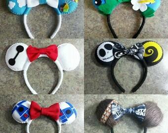 Disney Mickey Ears