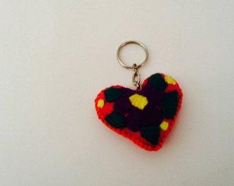 hearth keychain