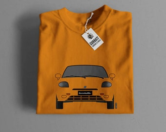 T-shirt Fiat Barchetta | Gent, Lady and Kids | all the sizes | worldwide shipments | Car Auto Voiture