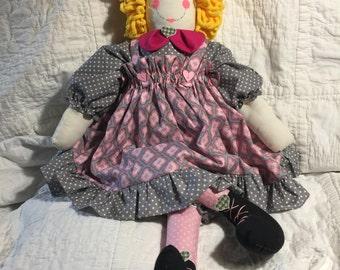 Jellybean Rag Doll