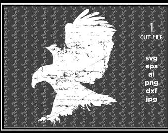 Eagles SVG, grunge, hawks svg, dxf grunge, eagles, dxf, Eagles Clip art, Eagle, Flying eagles, Football svg, Baseball svg, basketball svg