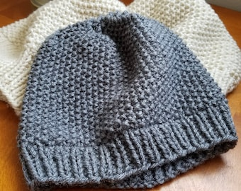 7's Slouchy Knit Hat