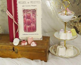 livre de recette vierge etsy. Black Bedroom Furniture Sets. Home Design Ideas