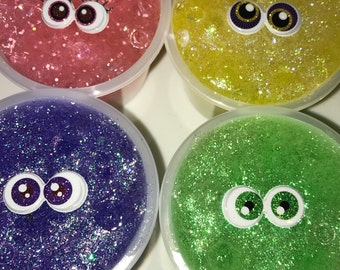 Monster Face Scented Slime
