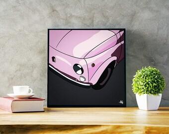 Candy Car Print