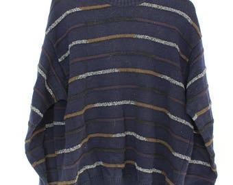 Oversized Sweater 60% wool M