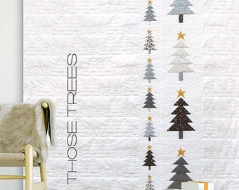 Those Trees pattern by Brigitte Heitland from Zen Chic