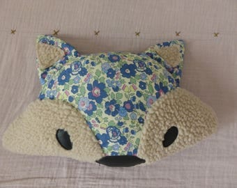 Liberty Fox pillow