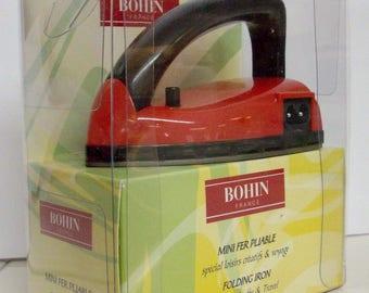 Mini iron folding pins 75586