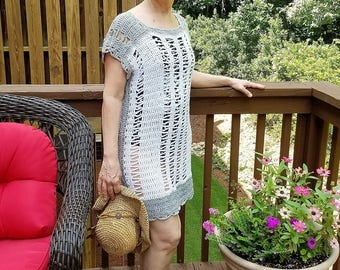 Swimsuit Coverup Tunic