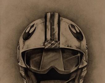 Skywalker Rebel Helmet | Star Wars