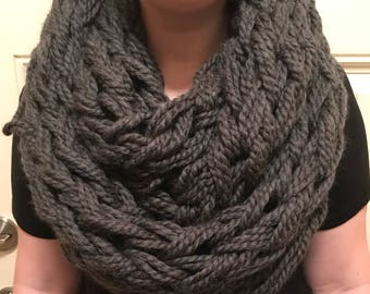 Over-sized Infinity Scarf