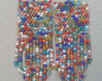 Beads full of color