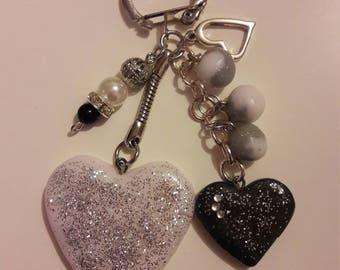 keychain or handbag