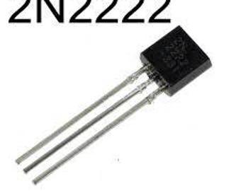 2N2222 Transistor - 12pcs