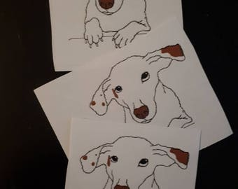 Joe the Jack Russell stickers