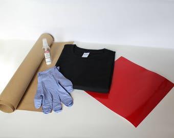 DIY Bleach T-Shirt Kit