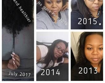 Karma's hair oil