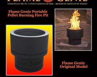 Flame Genie Portable Fire Pit - Original