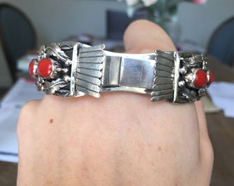 Navajo-made collectors item bracelet