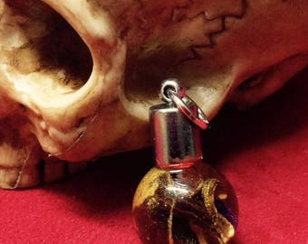 Amulet pendant m A n d r a k e-Santeria-orishas-rituals-protection-altar-Witchcraft