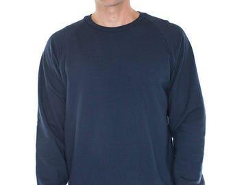 Men's Raglan Pullover