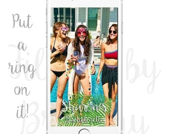 Bachelorette Party Snapchat Filters Bachelorette Party Snapchat Geofilter