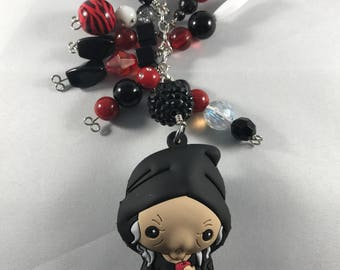 Old Evil Queen Purse Charm