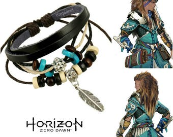 Horizon Zero Dawn Banuk Machine Tribe Inspired Bracelet Gaming Jewelry UK Seller
