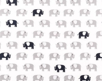 Elephant Fabric, 100% Cotton Fabric, Fabric by the Yard, Fabric Elephant, Cotton Fabric, Quilting Material, Baby Fabric, Quilting Fabric