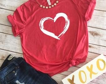 Valentines Day Shirt, Womens Valentines Shirt, Valentines Shirts For Women, Gifts for women, Valentines Gift,  Valentine Tshirt, Heart Shirt