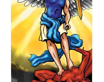 St. Micheal the Archangel Deck