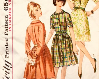 Simplicity Junior Vintage Dress Pattern--Pick 4 for 15 Collection