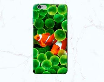 Colorful fish  Phone Cover iphone Samsung Galaxy S8 S7 Edge S6 S4 phone case iphone 6 7 8 case ipod protective bumper beautiful gift