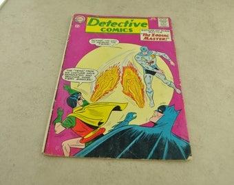 DC Detective Comics Zodiac Master - Batman and Robin