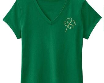 shamrock shirt, st patricks day, irish shirt, green, four leaf clover, st patricks day shirt, shamrock tshirt, irish drinking shirt, glitter