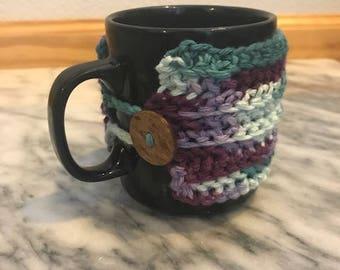 Reusable Crochet Mug Cozy