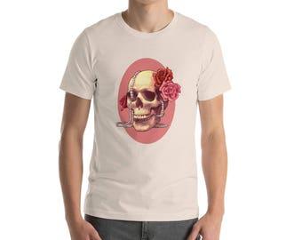 Skull Love T-Shirt