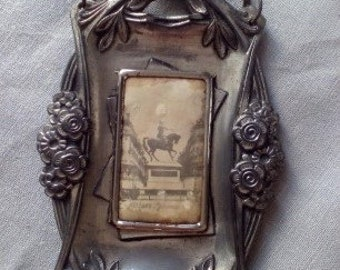 frame of the 1910/1920's french vintage