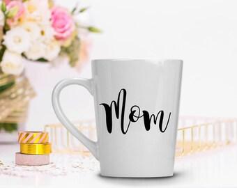 Mom Mug - Cute Mom Mug - Mom Coffee Mug - Christmas Gifts for Mom - Mom Gifts - Christmas Gift for Mom - Mothers Day Gift - Mothers Day Mug