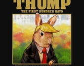 Autographed THUMP: The First Bundred Days (Hardcover) by Timothy Lim, Mark Pellegrini with Brett R. Smith