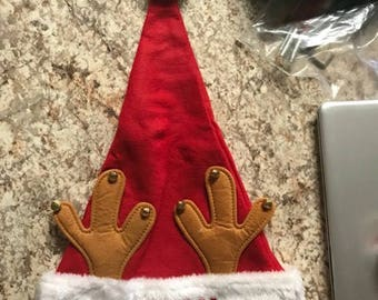 Christmas Hat personalized