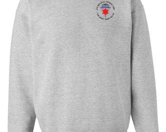 6th Infantry Division (Airborne) Embroidered Sweatshirt-7549