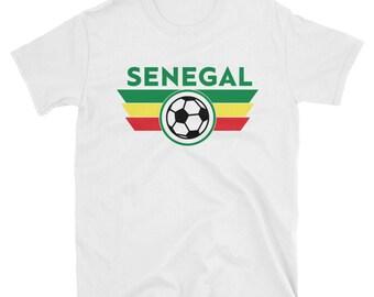 Senegal Soccer World Cup Shirt Football