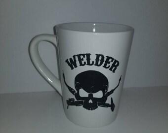 Welder Coffee Cup